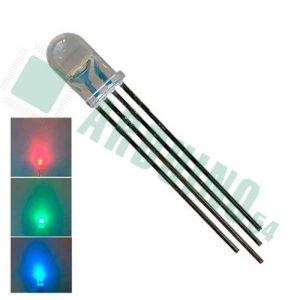 РГБ светодиоды 5мм