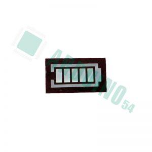 Индикатор дисплей батарейки 5 сегментов