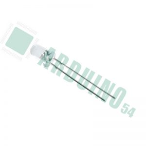 Светодиод 5мм (белый)