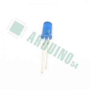 Светодиод 5мм (синий)