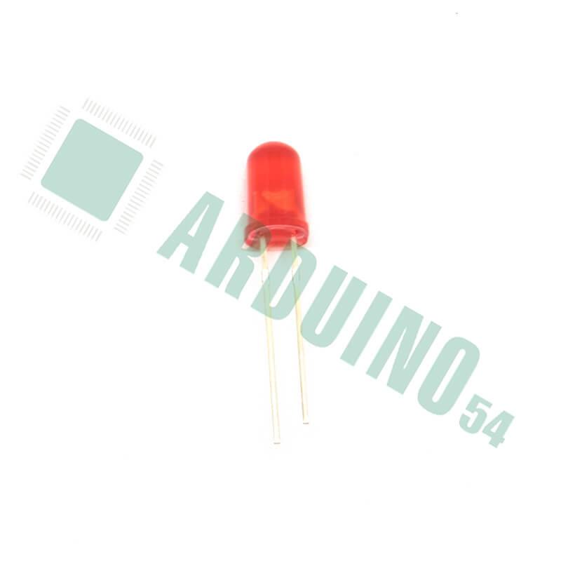 Светодиод 5мм (красный)