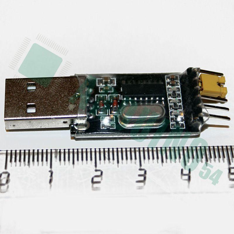 USB to TTL Модуль (CH340G)