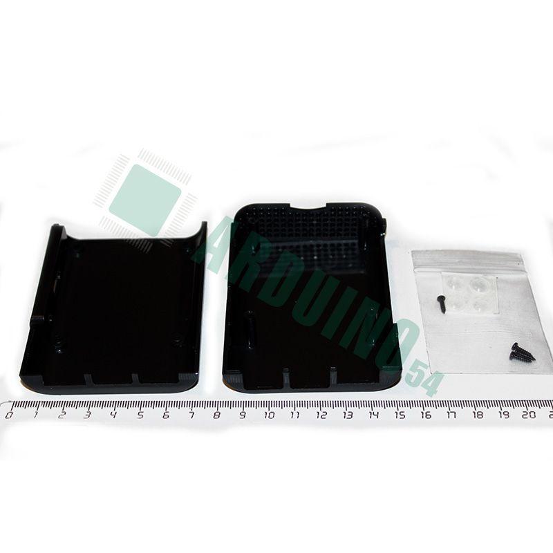 Бокс для Raspberry Pi 3 B (черный)