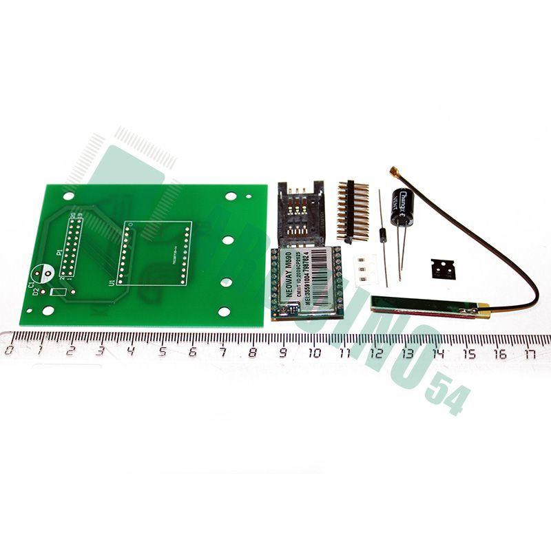 Набор для «GSM/GPRS модуль NEOWAY M590 с антенной»