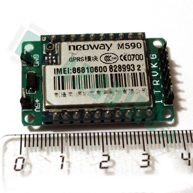 GSM/GPRS модуль на основе NEOWAY M590