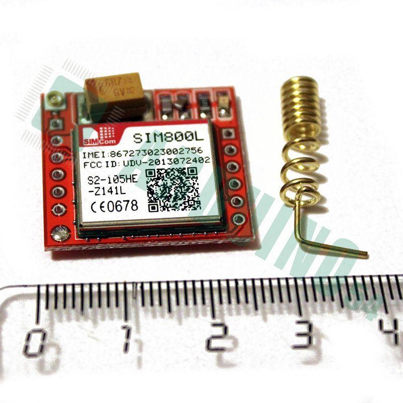 GSM/GPRS модуль Simcom SIM800L