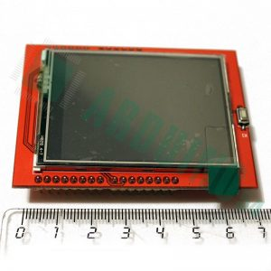 """2""""4 tft lcd shield (240×320)"""