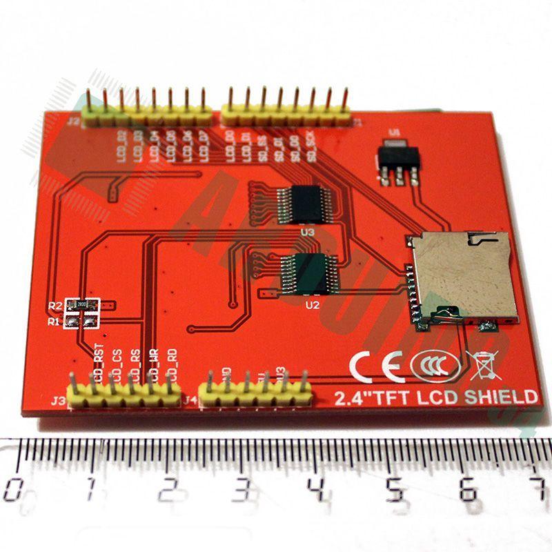 2″4 tft lcd shield (240×320)