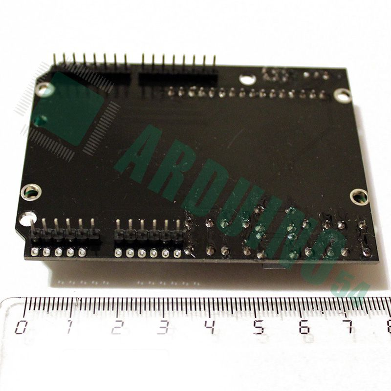 LCD 1602 c клавиатурой (синий) LCD keypad shield