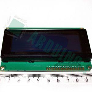 LCD 20x4 2004 дисплей синий