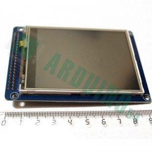 "3.2"" TFT дисплей (320 * 240) с сенсорной панелью (touch screen)"