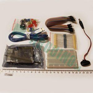 Базовый Arduino starter kit с Arduino Uno (CH340)