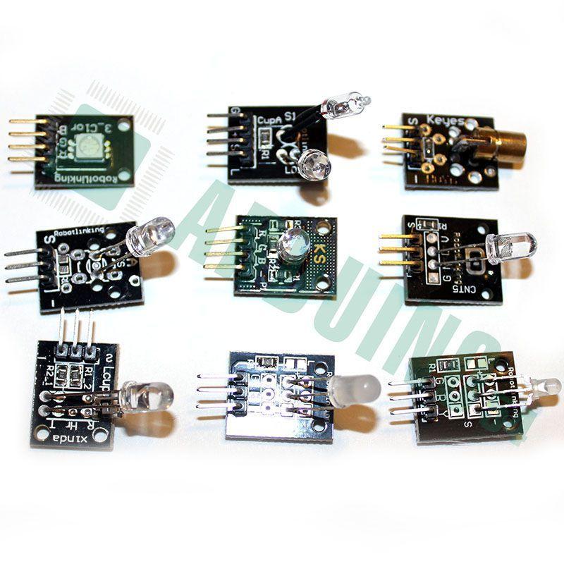 Набор из 37 датчиков для Arduino
