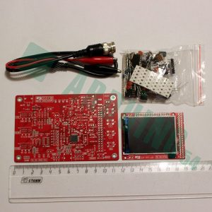 "DSO138 2.4"" TFT Digital Oscilloscope Kit DIY"