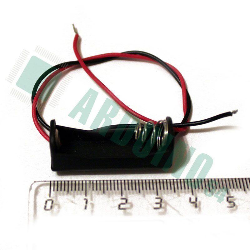 Держатель для батареек А23 12В