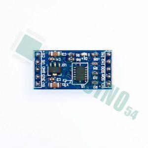 Акселерометр 3х осевой (ADXL345) (цифровой)
