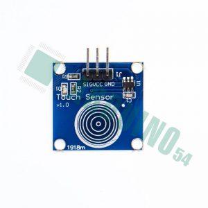 Датчик касания, сенсорная кнопка TTP223B