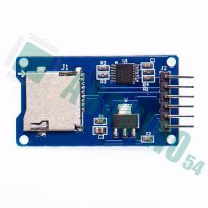 Модуль картридер для microSD карт
