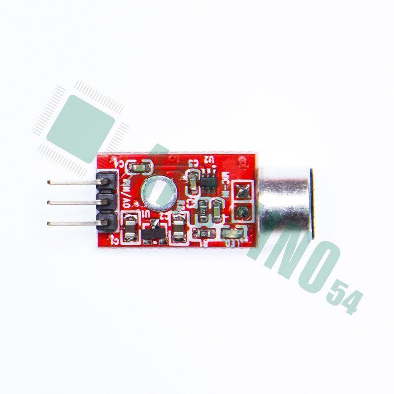 Модуль микрофонный усилитель (FC-109)