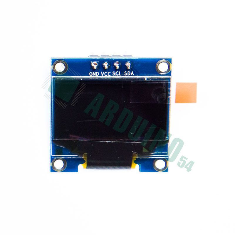 Дисплей OLED LCD Display I2C 0.96 IIC Serial 128X64