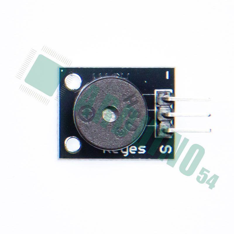 Модуль с пассивным зуммером (KY-006)