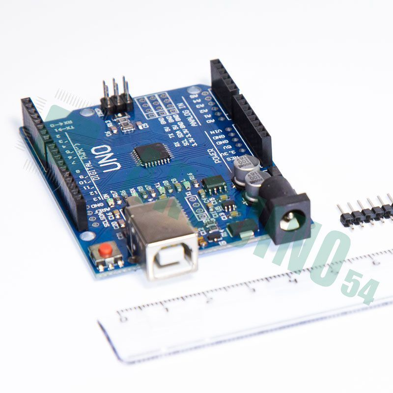 Arduino Uno R3 (CH340G) без кабеля