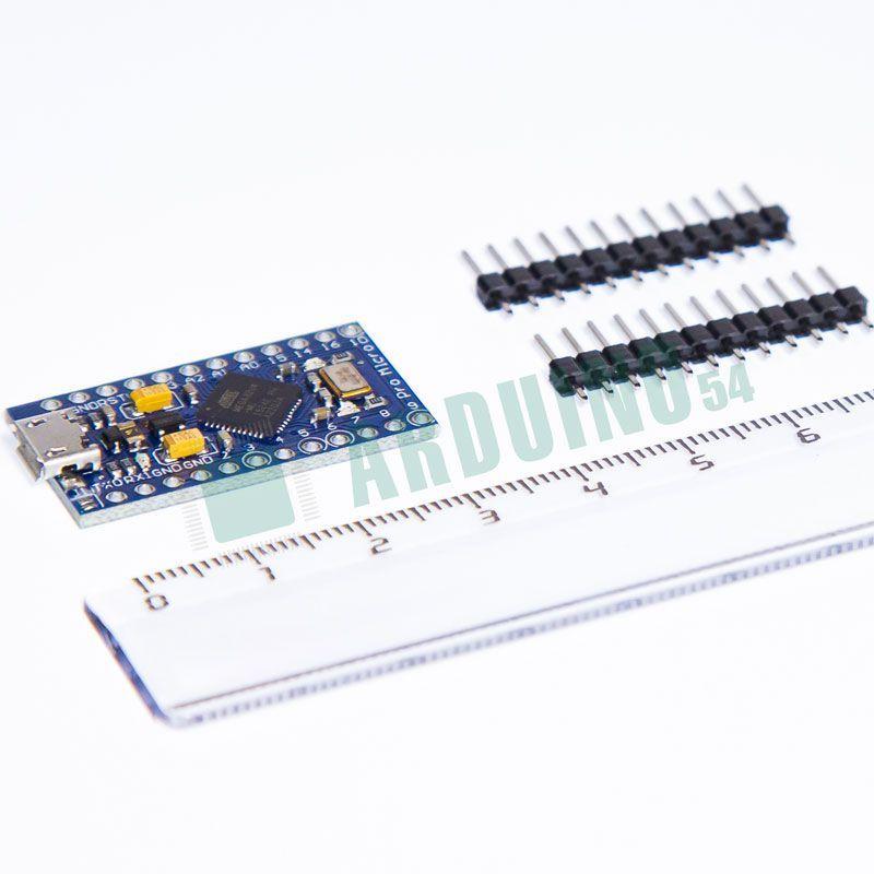 Arduino Pro Micro (ATmega32U4 5v)