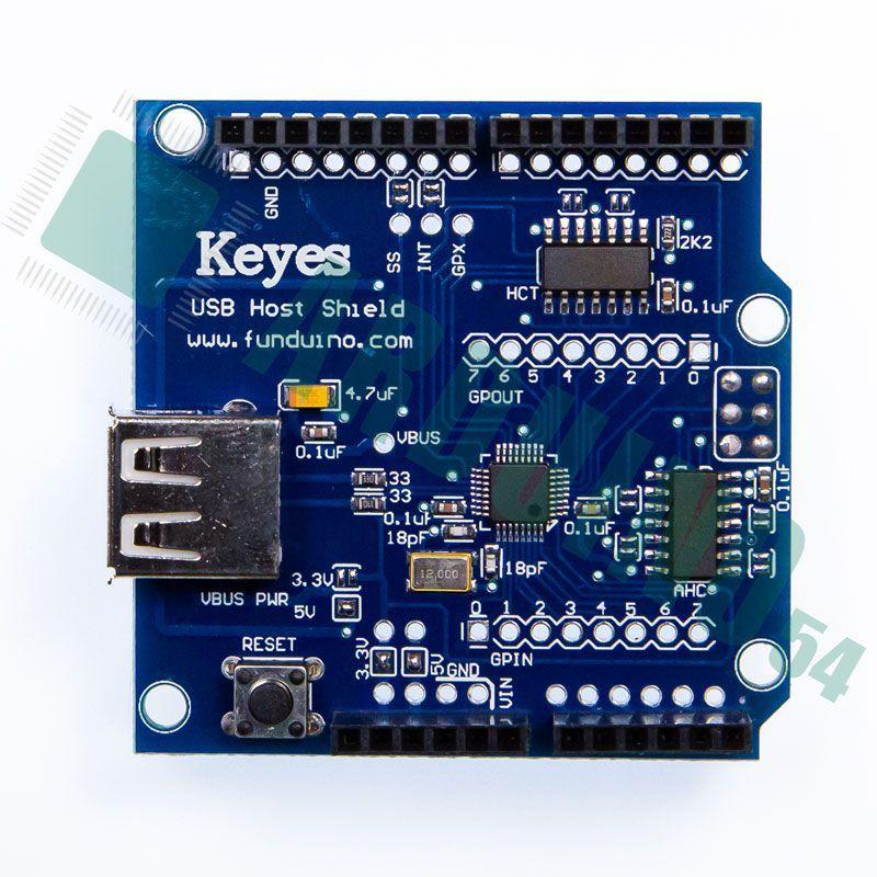 Arduino ADK Shield 2.0
