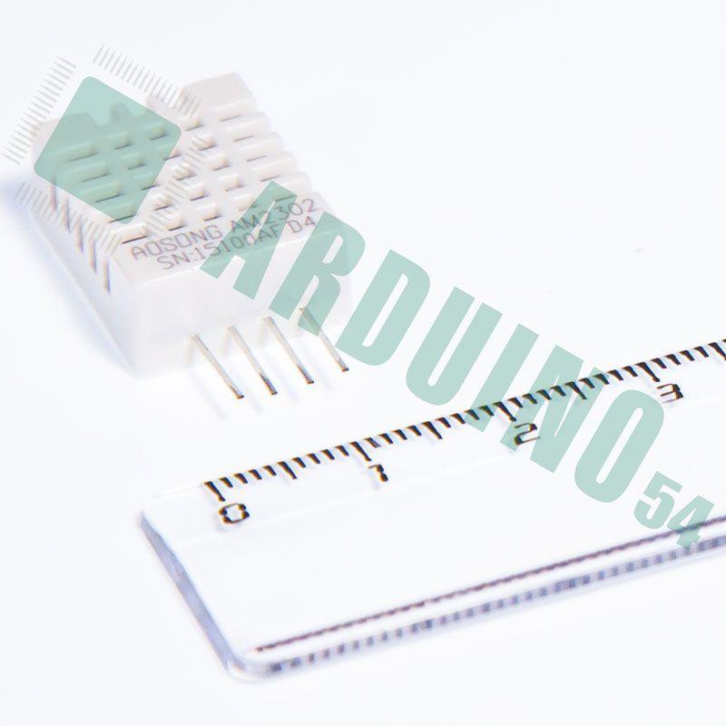 Цифровой датчик температуры и влажности DHT22