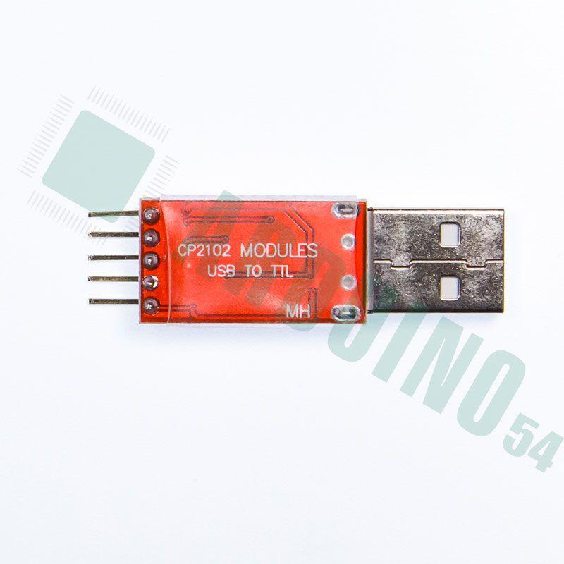 USB to TTL Модуль (CP2102)