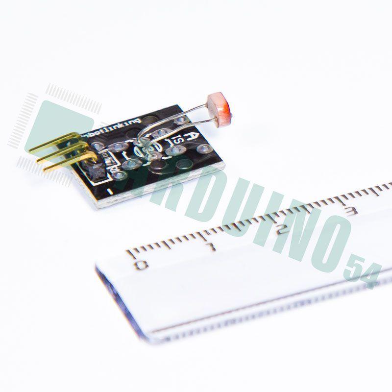 Модуль с фоторезистором (KY-018)