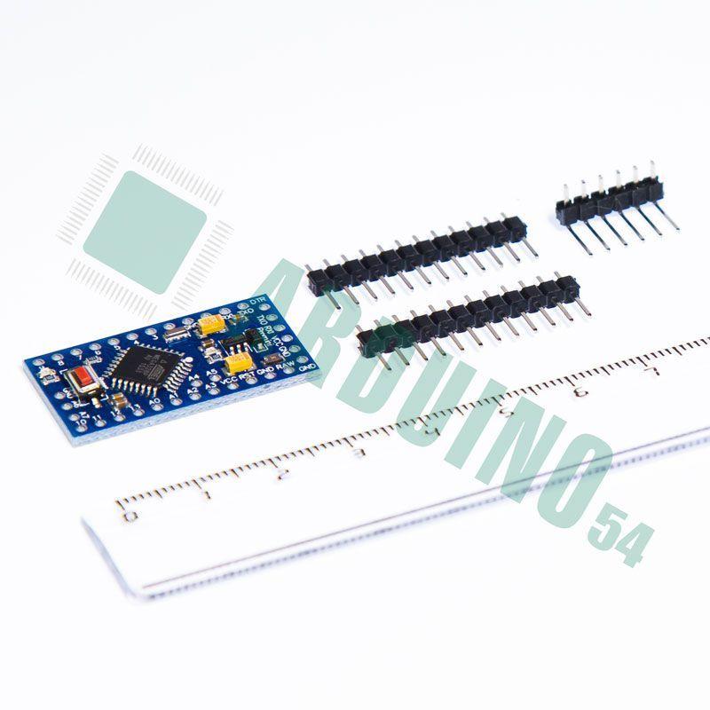 Arduino Pro Mini (ATMEGA328 3,3V/8MHz)