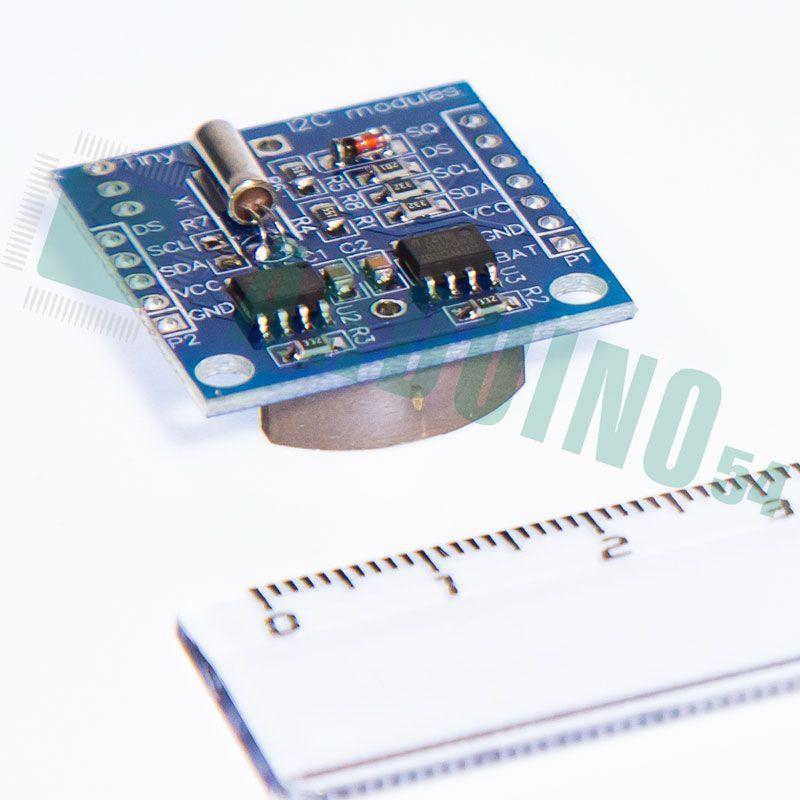Часы реального времени I2C RTC dip-ds1307 AT24C32