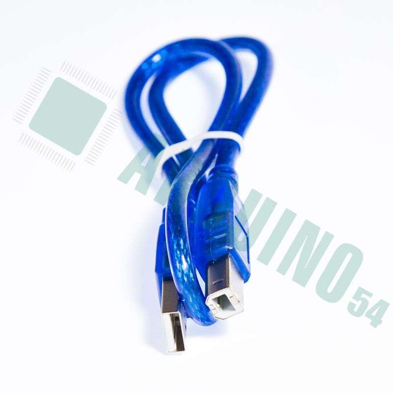 Arduino Mega 2560 R3 с кабелем