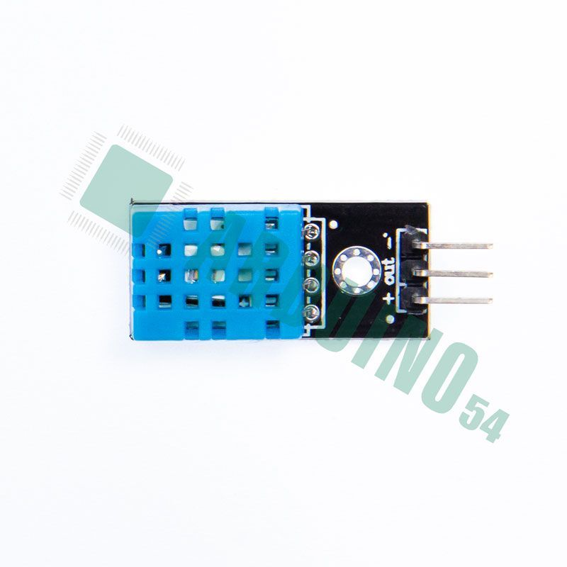 Модуль цифровой датчик температуры и влажности DHT11
