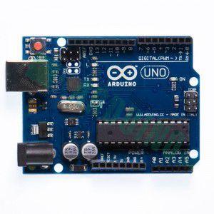 Arduino Uno R3 (ATmega16U2) с кабелем