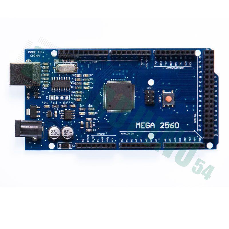 Arduino Mega 2560 R3 (CH340G) без кабеля