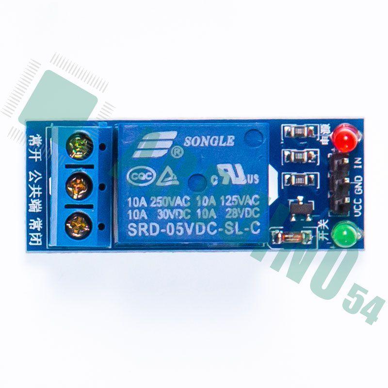 Модуль реле 1 канал 5V