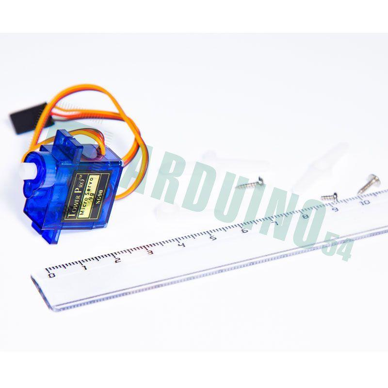 Сервопривод мини SG90 1,8кг/см