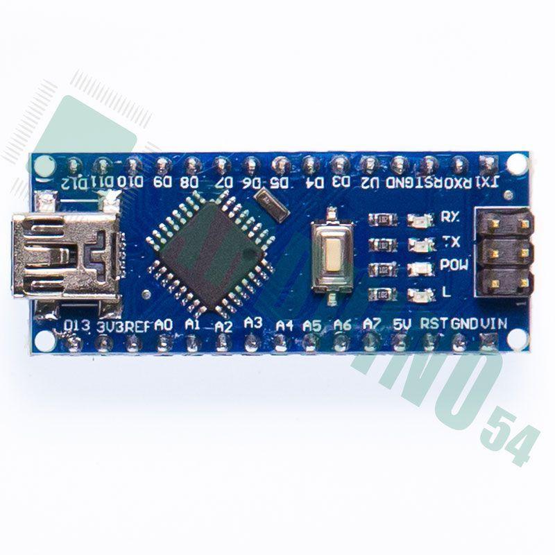 Arduino Nano V3.0 без кабеля