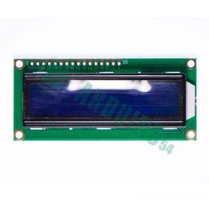 LCD 16x2 1602 дисплей синий