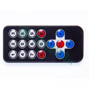 Инфракрасный модуль с пультом дистанционного управления (черный)