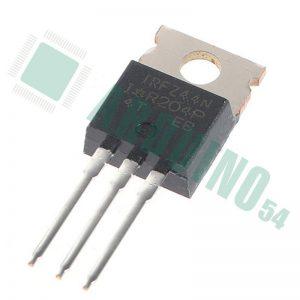 N канальный мосфет IRFZ44N транзистор