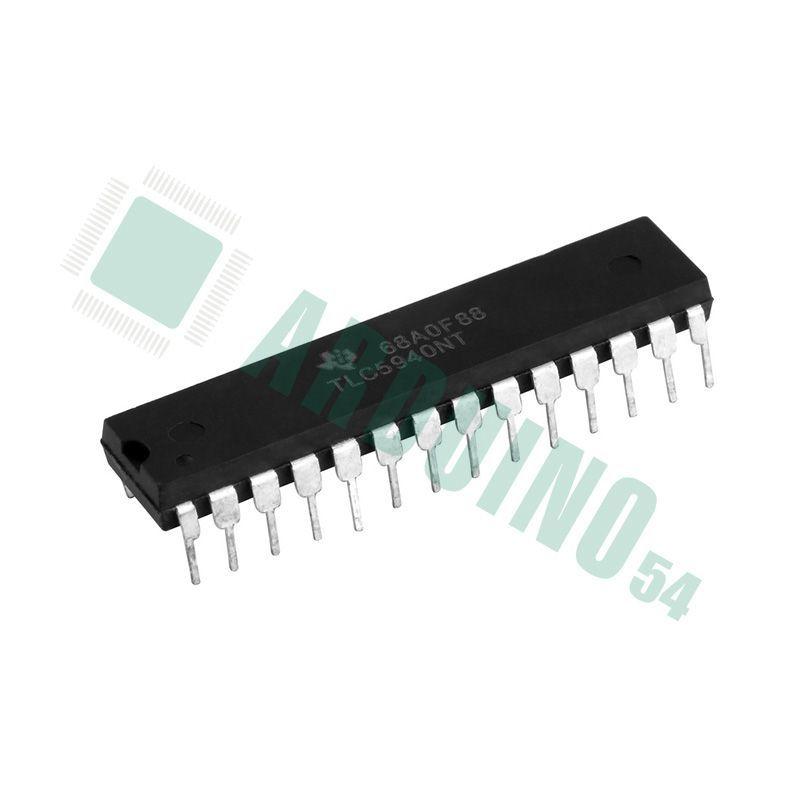 Светодиодный драйвер TLC5940