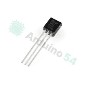 Температурный аналоговый датчик TMP36