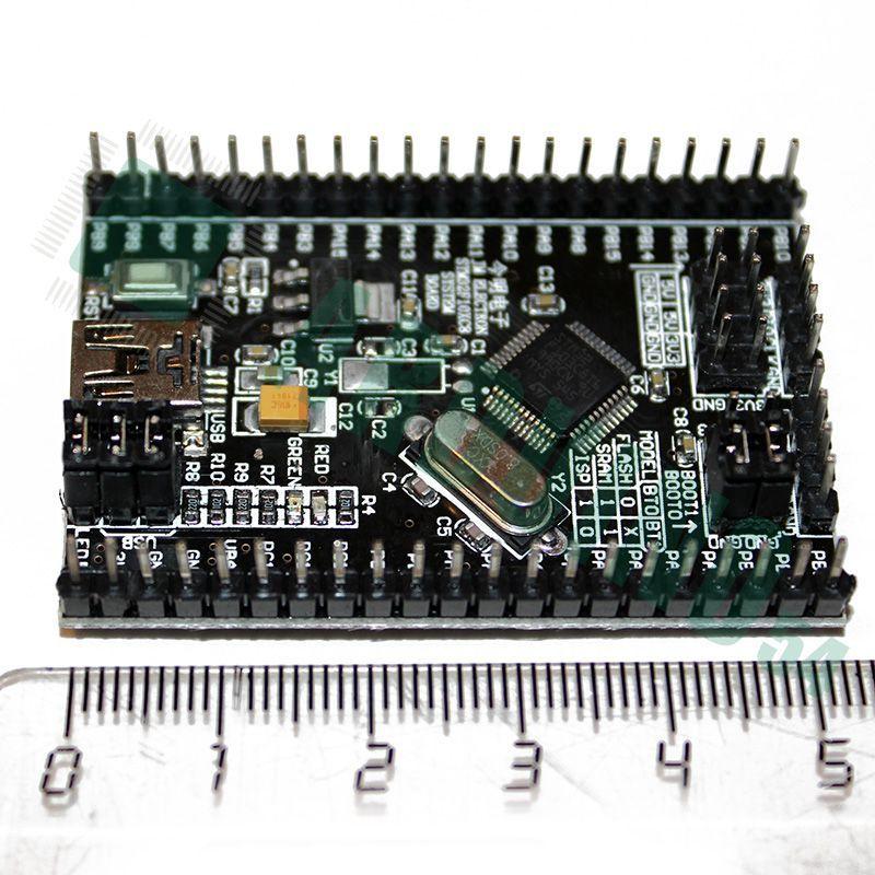 Отладочная плата ARM Stm32 (model:Stm32f103c8t6 ) Black