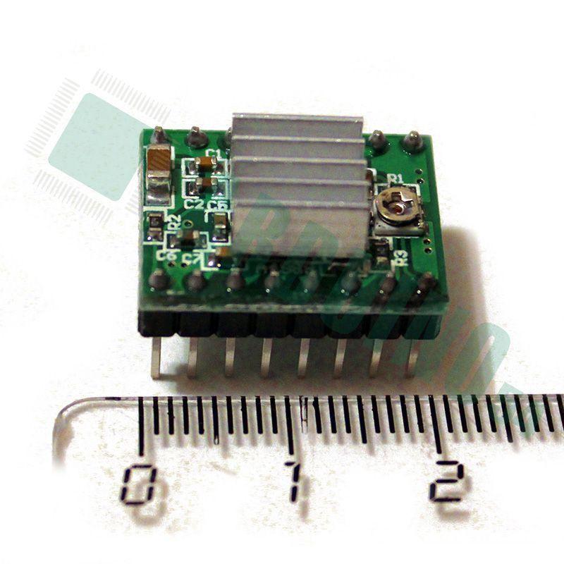 Драйвер шагового двигателя A4988 для RepRap 3D принтера