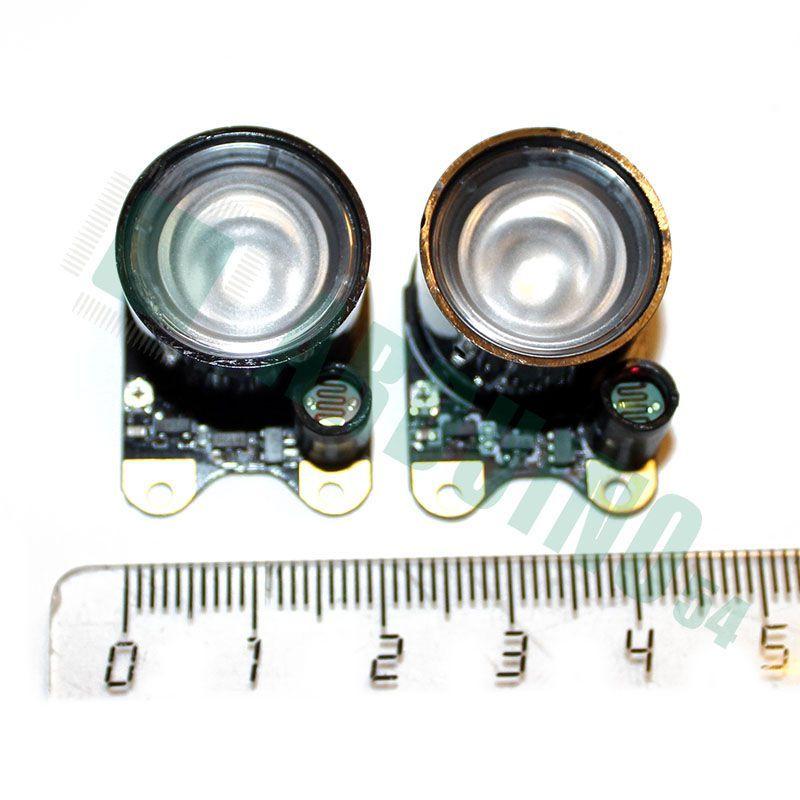 Пара светодиодов для камеры ночного видения (1Вт 850)