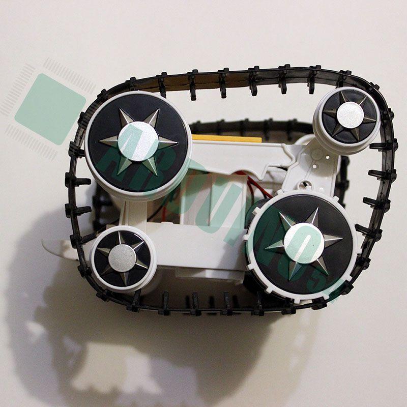 Гусеничное шасси-трансформер для танка SN1900