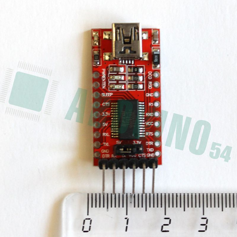 USB to TTL Модуль (FT232RL FTDI)